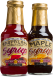 Syrups no sugar low calories