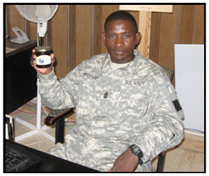 US Troops love Natures Hollow Sugar Free Products!