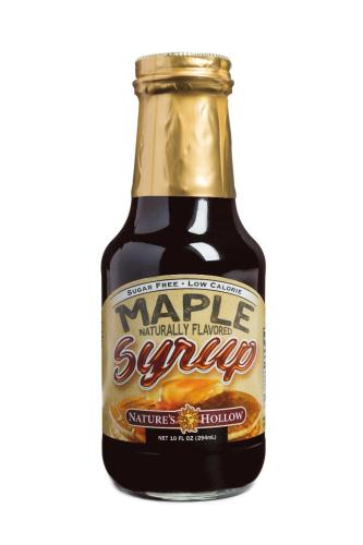 Maple Sugar Free Syrup CASE (6pk)